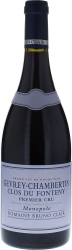 Gevrey Chambertin 1er Cru Clos du Fonteny Monopole 2018 Domaine Clair Bruno, Bourgogne rouge