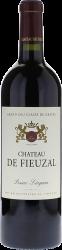 Fieuzal Rouge 1989 cru classé Pessac-Léognan, Bordeaux rouge