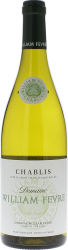 Chablis 2018 Domaine Fevre William, Bourgogne blanc