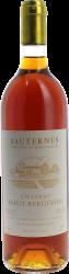 Haut Bergeron 2002  Sauternes, Bordeaux blanc
