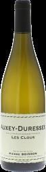 Auxey Duresses les Clous 2018  Boisson Pierre, Bourgogne blanc