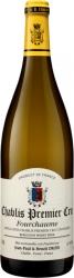 Chablis 1er Cru Fourchaume 2019 Domaine Droin, Bourgogne blanc