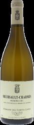 Meursault 1er Cru les Charmes 2018 Domaine Comtes Lafon, Bourgogne blanc