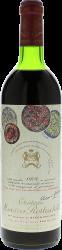 Mouton Rothschild 1978 1er Grand cru classé Pauillac, Bordeaux rouge
