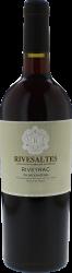 Rivesaltes Riveyrac 1966 Vin doux naturel Rivesaltes, Vin doux naturel