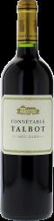 Connetable Talbot 2018 2ème vin de TALBOT Saint-Julien, Bordeaux rouge