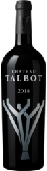 Talbot 2018 4ème Grand cru classé Saint-Julien, Bordeaux rouge