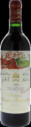 Mouton Rothschild 1989 1er Grand cru classé Pauillac, Bordeaux rouge