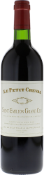 Petit Cheval 2005  Saint-Emilion, Bordeaux rouge