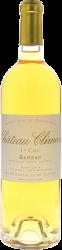Climens 2001 1er cru Sauternes Barsac, Bordeaux blanc
