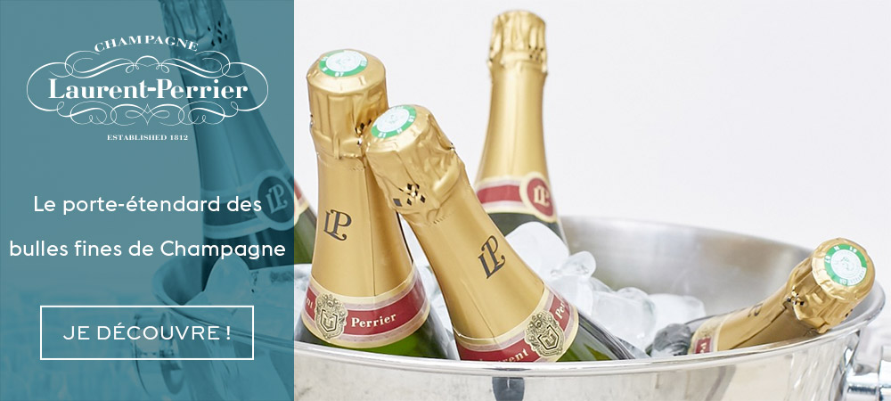Champagne Laurent Perrier