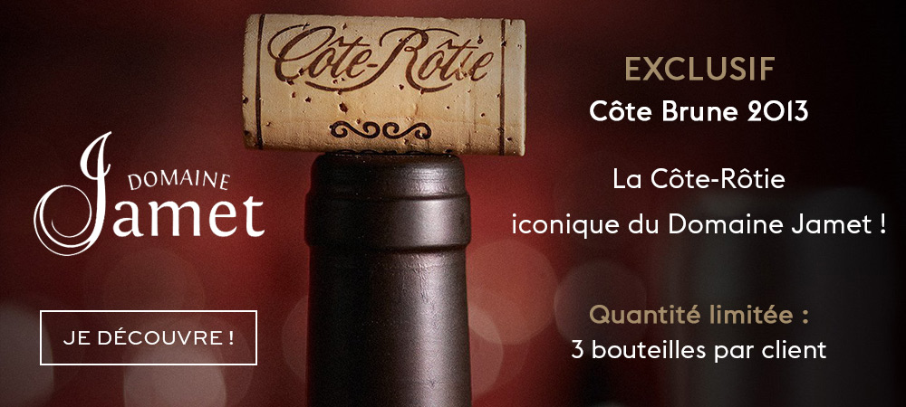 Côte Rotie Côte Brune Jean Paul et Loic Jamet 2013