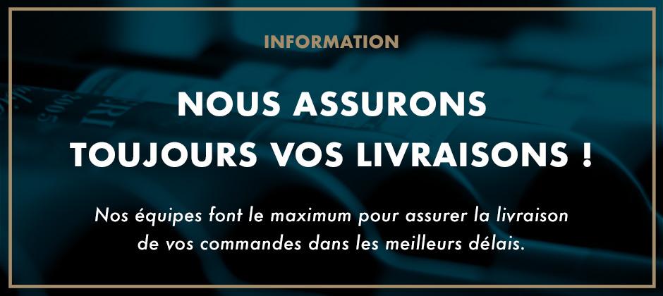 Information Livraison