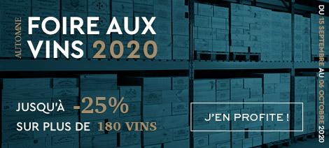 Foire aux Vins Automne 2020 MILLESIMES