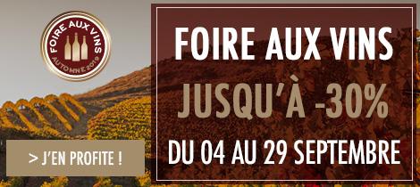Foire aux Vins Automne 2019 MILLESIMES