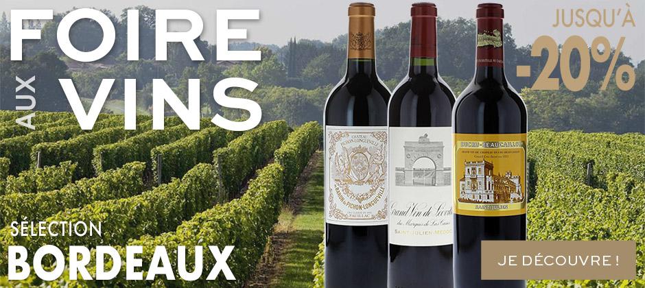 Foire Aux Vins Bordeaux Automne 2018 FAV