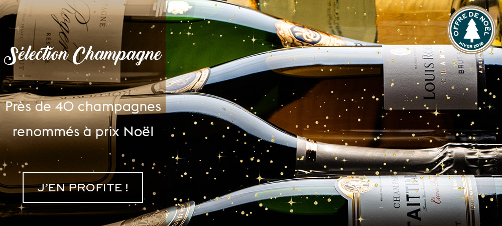 Selection Champagne Noel
